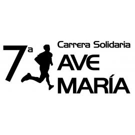 CARRERA SOLIDARIA AVE MARÍA