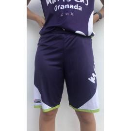 7. Pantalón Baloncesto Maristas Granada 20-21  ANTES 18€ - AHORA 14,40€