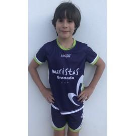 3. Camiseta oficial Maristas Granada 20-21 Fútbol sala, balonmano y voley ANTES 20€ - AHORA 16€
