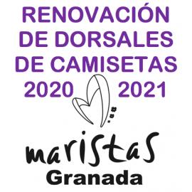Reserva de dorsal y equipación 2018 - 2020
