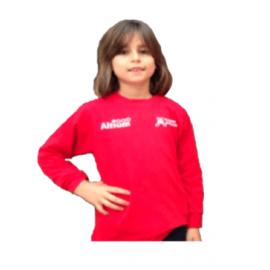6 Camiseta algodón manga larga colegio Ave María PRECIO EN TIENDA FÍSICA 14€