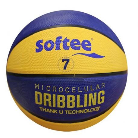 Balón baloncesto especial pista exterior
