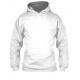 Sudadera con capucha personalizable a todo color pecho y espalda