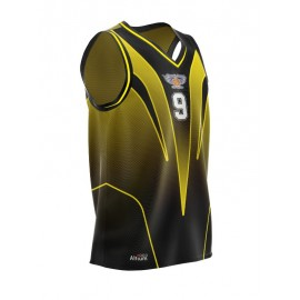 CAMISETA BALONCESTO SUBLIMADA