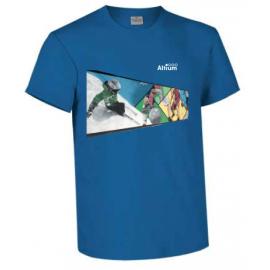 Camiseta Grafity FCCAFD Unisex