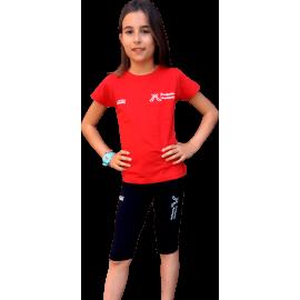 1.4- Chandal de verano niña Colegio Ave María Modelo Fed Cup