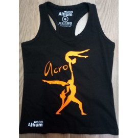 Camiseta OPEN Granada Acrobatic Gym