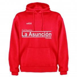 Sudadera capucha CD La Asunción Granada